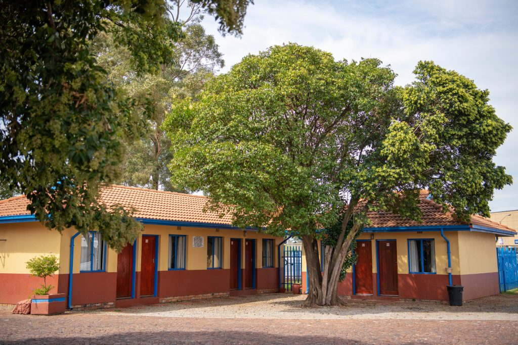 Accommodation in Isando